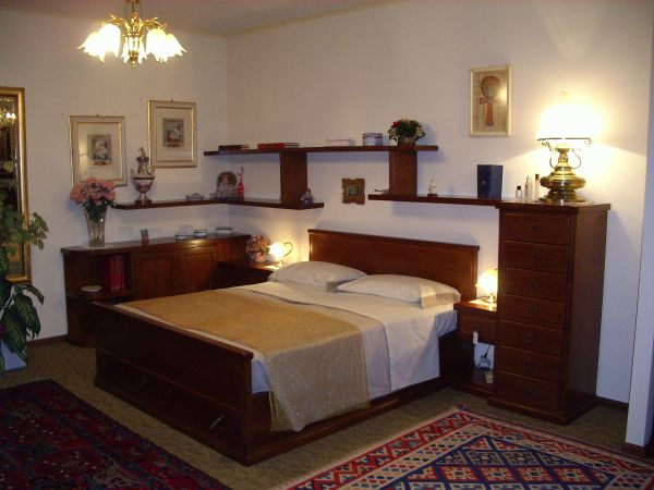 Camere da letto aghemo stefano arredamento armadioni for Camera da letto a ponte moderna
